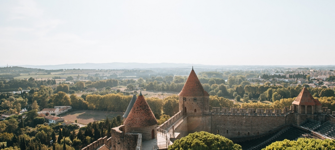 Un Week-End à Carcassonne